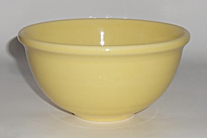 Coors Pottery Rosebud Yellow 6'' Mixing Bowl Robert Sch