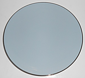 Franciscan Pottery Fine China Twilight Dinner Plate (Image1)