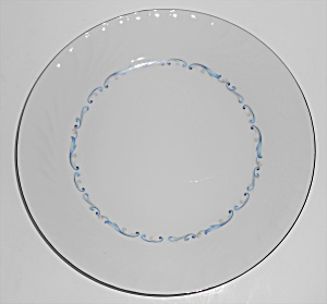 Celebrity Porcelain China Evening Tide Platinum Dinner