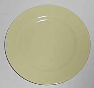 Franciscan Pottery El Patio Satin Yellow Salad Plate