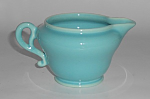 Franciscan Pottery El Patio Gloss Turquoise Creamer