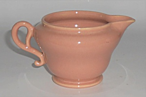 Franciscan Pottery El Patio Gloss Coral Creamer (Image1)