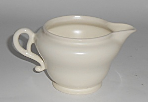 Franciscan Pottery El Patio Satin Ivory Creamer