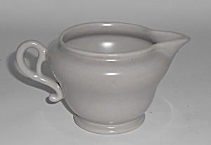Franciscan Pottery El Patio Satin Gray Creamer (Image1)
