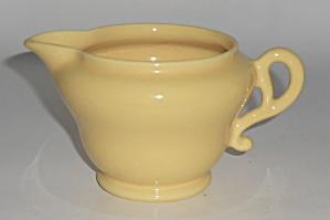 Franciscan Pottery El Patio Gloss Yellow Creamer (Image1)