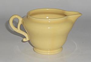 Franciscan Pottery El Patio Bright Gloss Yellow Creamer (Image1)