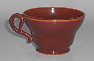Franciscan Pottery El Patio Redwood Cup  (Image1)