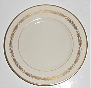 Franciscan Pottery Fine China Arcadia Gold Bread Plate