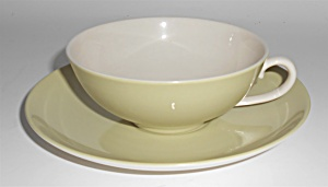 Franciscan Pottery Fine China Willow Cup (Image1)