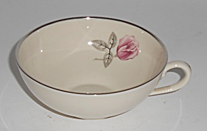 Franciscan Pottery Fine China Encanto Rose Cup (Image1)