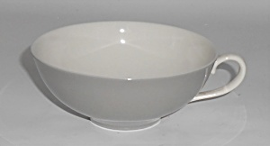 Franciscan Pottery Fine China Birchbark Cup (Image1)