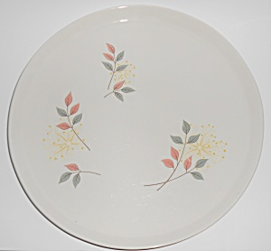 Franciscan Pottery Springsong 13.5'' Chop Plate (Image1)