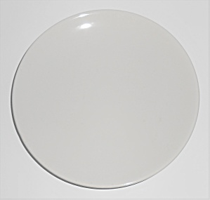Franciscan Pottery Flair White Bread Plate (Image1)
