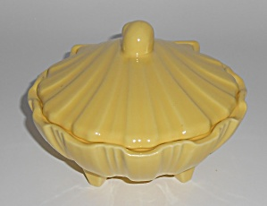 Franciscan Pottery Catalina Rancho Gloss Yellow Chowder (Image1)