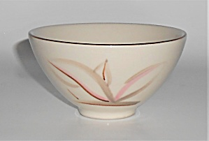 Winfield China Pottery Dragon Flower Rice Bowl