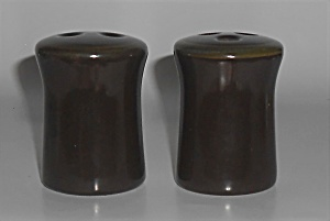 Franciscan Pottery Madeira Salt & Pepper Shaker Set (Image1)