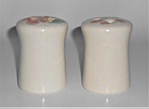 Franciscan Pottery Floral Shaker Set (Image1)