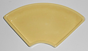 Franciscan Pottery El Patio #265 Buffet Supper Tray Yel (Image1)