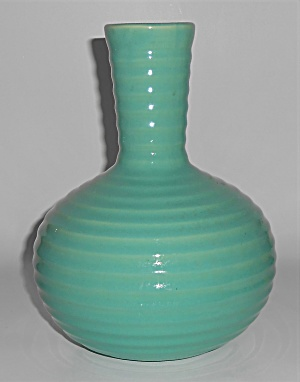 Bauer Pottery Ring Ware Jade Open Water Bottle