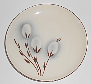 Winfield China Pottery Pussy Willow Bread Plate