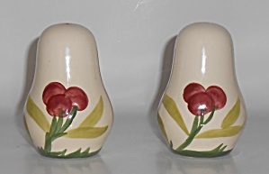 Franciscan Pottery Fresh Fruit Salt & Pepper Shaker Set (Image1)