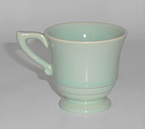 Franciscan Pottery Montecito Celadon Demitasse Cup