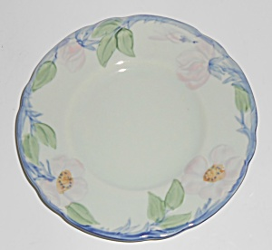 Franciscan Pottery Twilight Rose Bread Plate