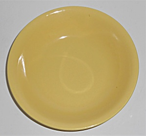 Metlox Pottery Poppy Trail Series 200 Gl Yellow Cereal (Image1)