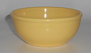 Metlox Pottery Poppy Trail Series 200 Gl Yellow Chili