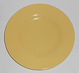 Metlox Pottery Poppy Trail Series 200 Gloss Yellow Br
