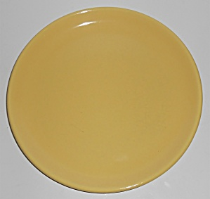 Metlox Pottery Poppy Trail Series 200 Gloss Yellow Buff