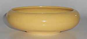 Metlox Pottery Poppy Trail Art Ware Gloss Yellow #21 Co
