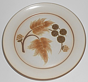 Denby Pottery Stoneware Cotswold Salad Plate