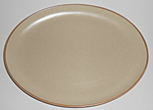 Metlox Pottery Poppy Trail California Tempo Platter