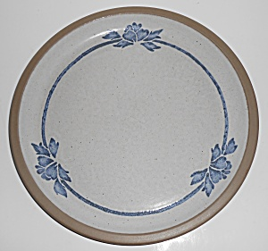 Midwinter Pottery Stoneware Blue Print England Dinner