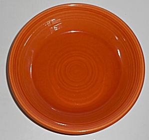 Metlox Pottery Poppy Trail Colorstax Terra Cotta Orange