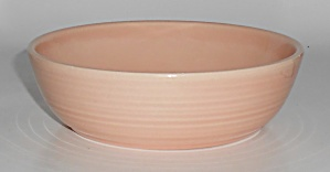 Franciscan Pottery Reflections Peach Fruit Bowl