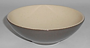 Franciscan Pottery Spice Fruit Bowl