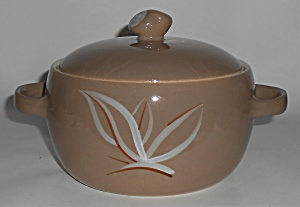 Winfield China Pottery Desert Dawn Casserole