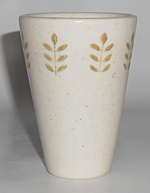 Metlox Pottery Poppy Trail Pepper Tree Juice Tumbler