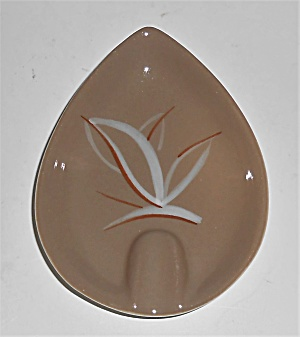 Winfield China Pottery Desert Dawn Individual Ashtray