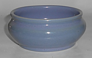 University North Dakota School Of Mines Pottery Blue Lo