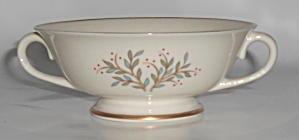 Franciscan Pottery Fine China Fremont Cream Soup Bowl