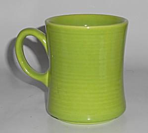 Metlox Pottery Poppy Trail Colorstax Fern Green Mug (Image1)