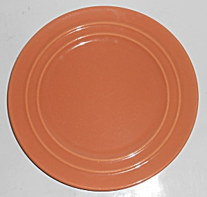 Pacific Pottery Hostess Ware Apricot Salad Plate (Image1)