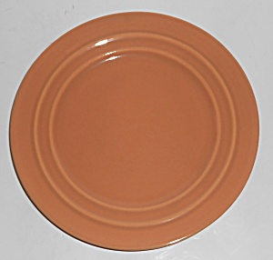 Pacific Pottery Hostess Ware Apricot Salad Plate