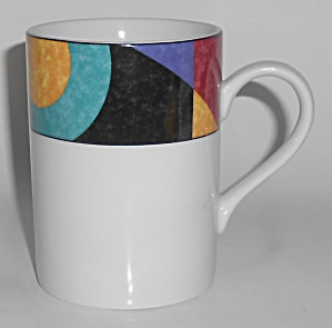 Mikasa Fine China M5101 Currents Mug