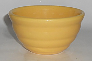 Bauer Pottery Gloss Pastel Kitchenware Yellow #36 Mix