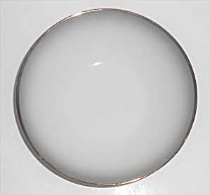 Rosenthal Porcelain China Elegance Platinum Fruit Bowl