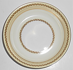 Noritake Porcelain China Caliban W/gold Fruit Bowl